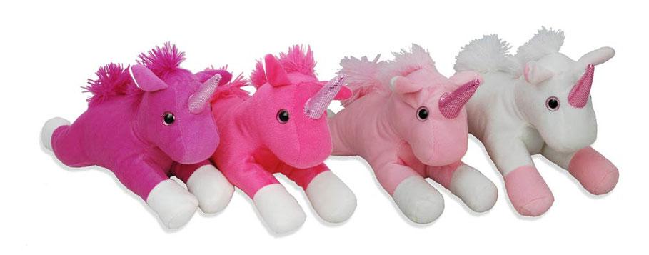 Plüschtier Kuscheltier Teddy süß süßer weicher Plüsch  pink Geburt Baby Geburtstag Überraschung Kindergeburtstag Einhorn Glitzer lila rosa weiß Unicorn