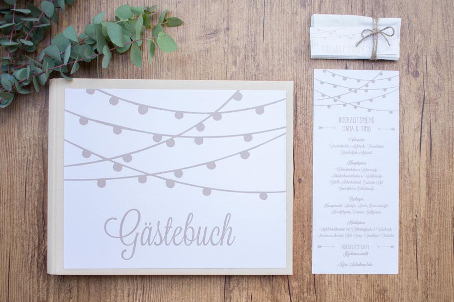 Weddingset Lampion