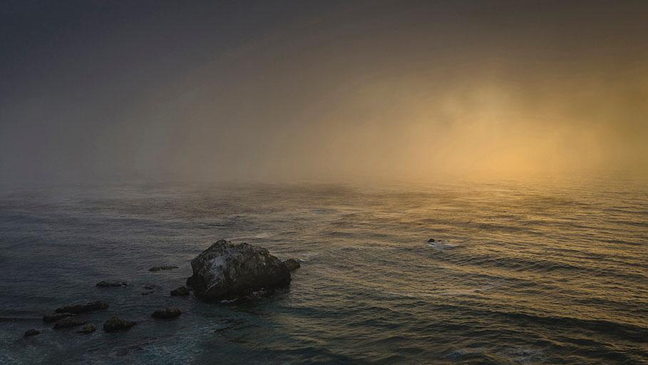 "Bild ""sea I"" 2013 - Ultrachrome K3 Pigmentdruck - Auflage 5 + 2 E.A. - 130 x 230 cm Marc Junghans Fotografie"