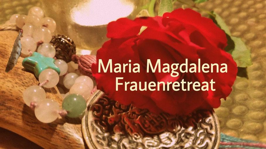 "Retreat MariaMagdalena Blütenklang ""Frau Blütenklang"""