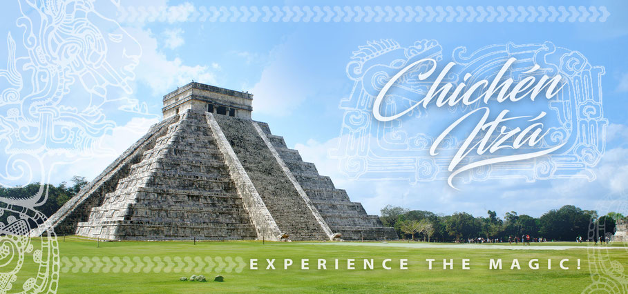Chichen Itza Private Tour by The Custom Tour in Riviera Maya. Departures from Playa del Carmen, Tulum & Puerto Morelos.