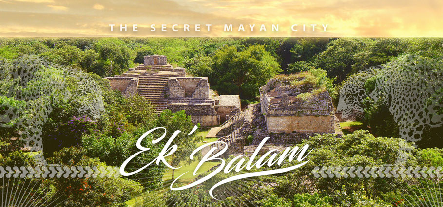 Private Tour to Ek Balam by The Custom Tour in Riviera Maya.