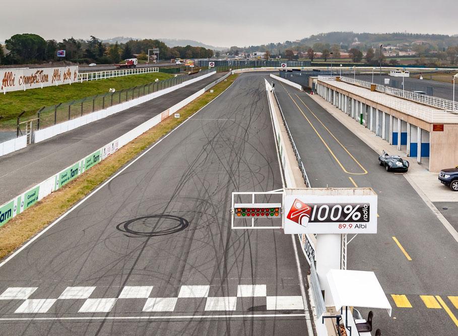 circuit automobile Albi pour incentives entreprises