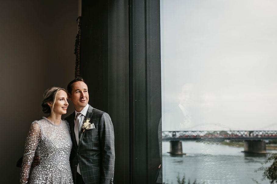 Standesamt Mannheim - Hochzeitsfotos Mannheim - Boho Hochzeit - Weingut