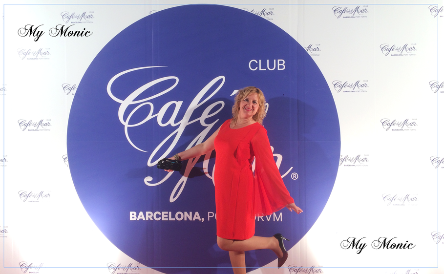 #camisetas con swarovski, #cafe del mar #café del mar port forum barcelona #barcelona #bcn #my monic #monica corrales #swarovski #moda #luxuri