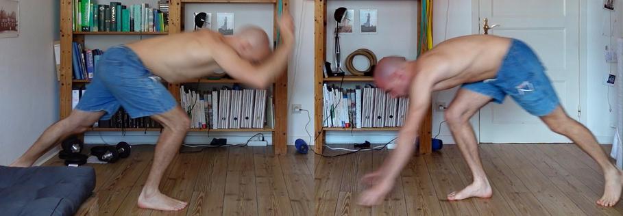 technique handstand