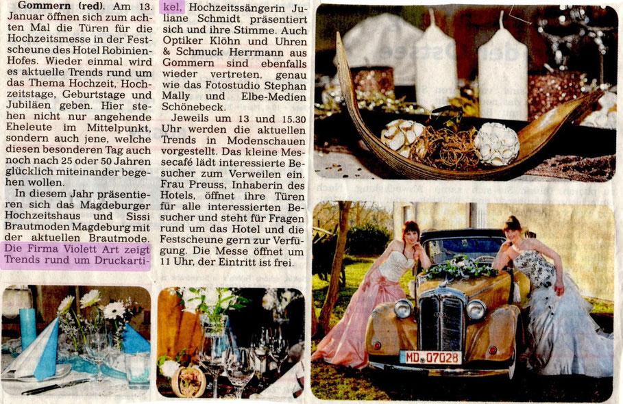 Hochzeit, Heiraten, Violett Art, Einladungen, Magdeburg,