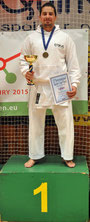 12th International Karate Cup Open, Pilsen