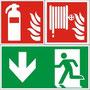 Schilder kaufen Piktogramme Brandschutz Ausbildung