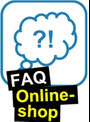 FAQ Onlineshop