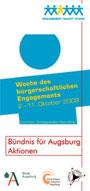 Freiwilligen-Zentrum Augsburg - Woche des bürgerschaftlichen Engagements 2009