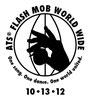 Unser Beitrag beim Flashmob 2012