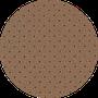cuir perforé
