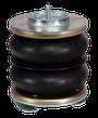 Zusatzluftfederung Z6 für Stabilität und Sicherheit am Wohnmobil, Reisemobil und Kastenwagen.