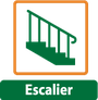 Artisan frabricant d'escalier, garde coprs, mobilier, cuisine et aménagement
