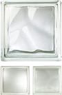 Bild: CLEAR 1919/8 FROZEN 2 FACES  D+W Glasbaustein Glasstein 19x19x8 Basic Glass Blocks Transparent Klar Glasbausteine-center www.glasbausteine-center.de glasbausteine-center.de Glas Blocos de vidro Glasblokke glass blokker Lasitiilet Glasblock