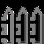 Icon Zaunbau