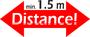 R-F-L Logo Distance