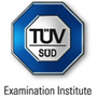 Logo TÜV SÜD Examination Institute
