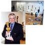 Jack Ink und Jean-Paul van Lith Studioglas in der CCAA GLASGALERIE KÖLN