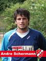 11er verschossen: Andre Schermann