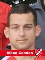 Torschütze des Siegtreffers: Alkan Candan