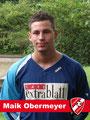 Matchwinner: Maik Obermeyer