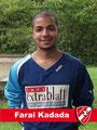 2 Treffer: Farai Kadada