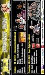 Barstreet Bern, DJ Scaloni, DJ Aspen, Programm, Festhalle, Januar 2011