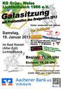 Galasitzung 2013