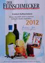 Urkunde 2012