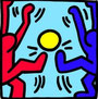 keith Haring, Untitled 1988