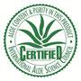 Label IASC pour l'aloe vera avec LR Health & Beauty