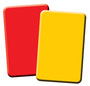 Soccer Tactics - red and yellow cards