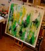 'glücksgrün' im Atelier MALsehEN