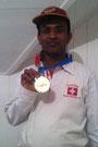 DBMT best bowler award 2012: Sudath Jayaratne