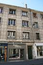 Reconstruction d'Orléans :  cadres de fenêtres en béton préfabriqué