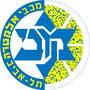 Das Logo von Maccabi Tel Aviv