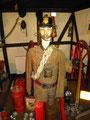 Feuerwehrmann um 1910