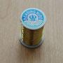 細くて目立ちにくい便利な糸針金 #34 ゴールド