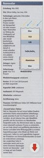 "Olga Papathanasiou: ""Nichts Neues vom Ankündigungsweltmeister"", Auszug, PHOTON 1 / 2009"