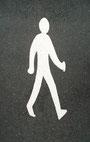 icône représentant un piéton
