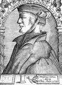 """Heinrich Cornelius Agrippa von Nettesheim, Autor von """"De occulta philosophia""""."""
