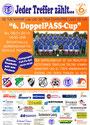 Plakat 6. DoppelPASS-Cup