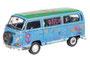 """VW T2a Bus Blue/Green """"Die Ludolfs"""" Schuco 450019300"""