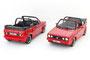 VW Golf Cabrio Sportline OT052 Flash Red