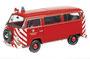 """VW T2a Bus Red """"Feuerwehr"""" Schuco 450019200"""