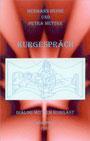 Petra Mettke und Hermann Hesse/Kurgespräch/Dialog mit dem Kurgast/Hörspiel der ™Gigabuch-Bibliothek