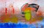 Scintilla del mare, 2013, tecnica mista, 17,4 x 11,4 cm