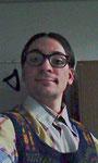 Schnappschuss in der Garderobe: Markus Schultz als Oskar
